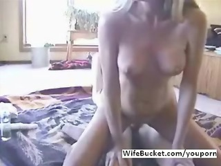 wife drilled on the floor