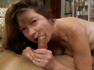 dark brown milf with huge muffins and glasses