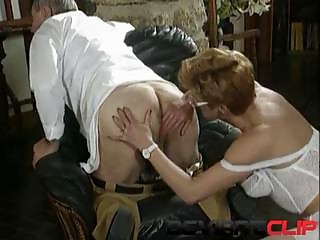 mature sex with hairy mother i and her doctor