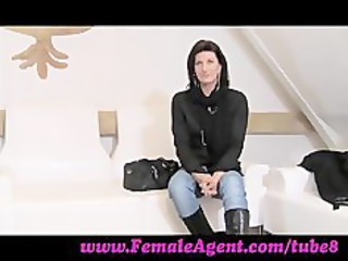 femaleagent. birth of a milf agent