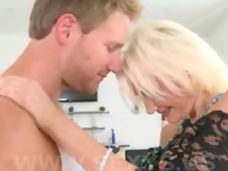 sexy blonde milf sweet mom