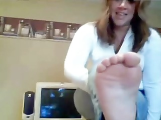 d like to fuck on livecam doing foot fetish show