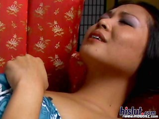 nyomi gets ripped open by an ebony penis