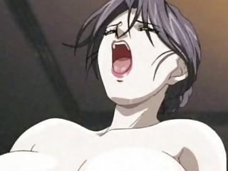 manga d like to fuck enjoys a rod and a toy