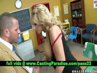 heather summers blond schoolgirl blowjobs