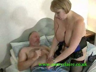 brit d like to fuck gives old lad thrill