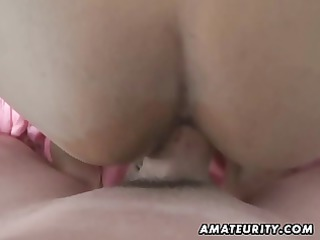 arab dilettante wife homemade oral-job and fuck