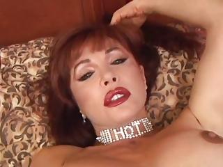 hot aged vanessa smokin previous to sex
