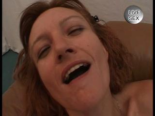 aged mama loves double penis joy
