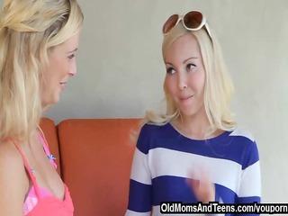 mamma discloses her lesbo secret
