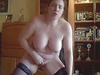 my excited wife masturbate for you in front of