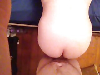 wifes ass bouncing