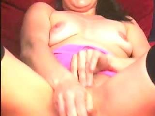 hawt d like to fuck brunette masturbating hard