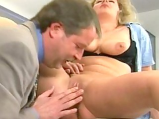 daddy copulates a mature woman