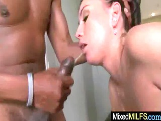 milf like large black hard dick in each aperture