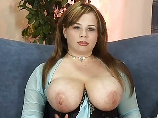 large breasted d like to fuck honey undresses and