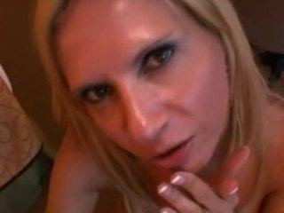 mommy sucks cum out of wang pov style