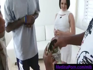 110-milfs drilled by massive black weenies