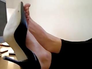 secretary shoeplay (by tm)