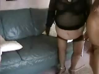 dilettante big beautiful woman granny drilled