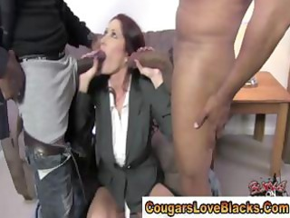 d like to fuck interracial three-some