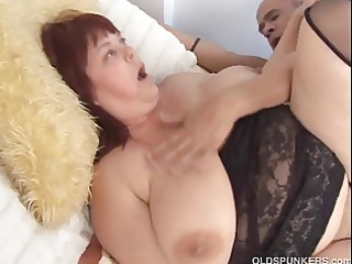 beautiful busty aged big beautiful woman in sexy