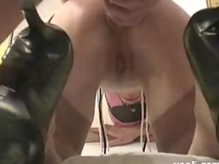 hawt wife receives booty