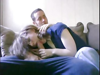 aunts friend give me a blow job with mamma in the