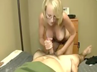 blond mother i with merry meatballs badly desires