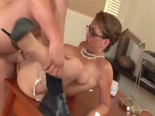 holly west gangbanged on the table at high def