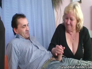 grandma shallows jocks then fucks