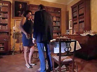 rich french mother i gets drilled