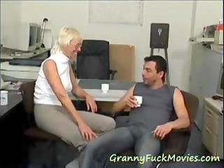 watch sexy granny porn