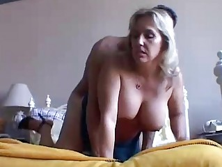 beautiful breasty older playgirl boned and blasted