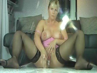 busty mother id like to fuck in nylons soaked