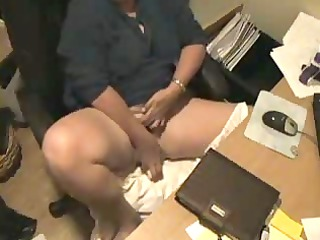 hidden livecam catches mum masturbating at