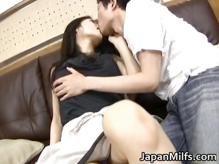 excited japanese milfs engulfing and fucking part8