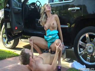 brandi love is the embodiment of raunchy vigor