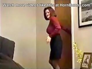 old mom bonks her son - hornbunny.com