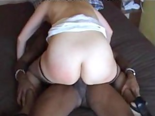 wife thug fuck black ebon cumshots swarthy drink