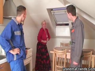 wicked granny takes 5 knobs