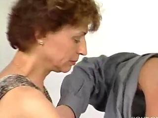 stiff dick for mature german lady