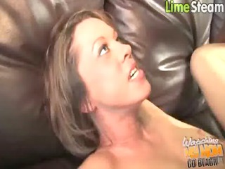 hawt mom acquires team-fucked in the ass in front