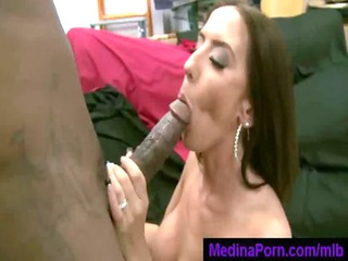 45-milfs fucked by giant darksome dongs