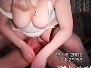 older pair vintage sex tape