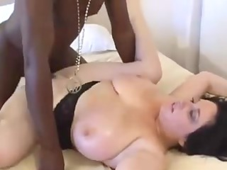 fat mature interracial : kitty lee