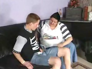 bulky granny german