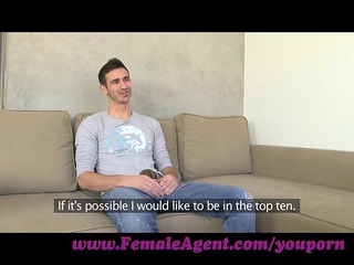 femaleagent. mother i tests students endurance