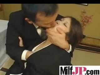 asians hot milfs acquire hard banged clip-56