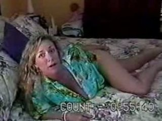aged woman fucking in her mom and dads bedroom